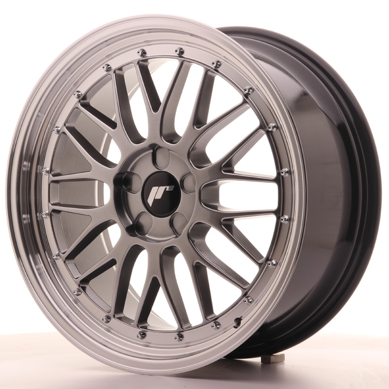 Complete wheel set of  JR23 Hyperblack