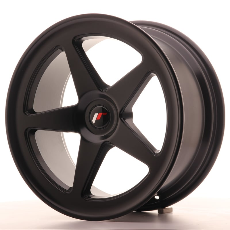 Complete wheel set of  JR24 Black