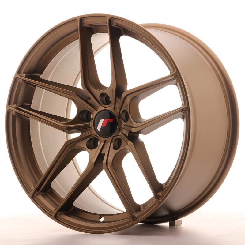Complete wheel set of  JR25 Bronze