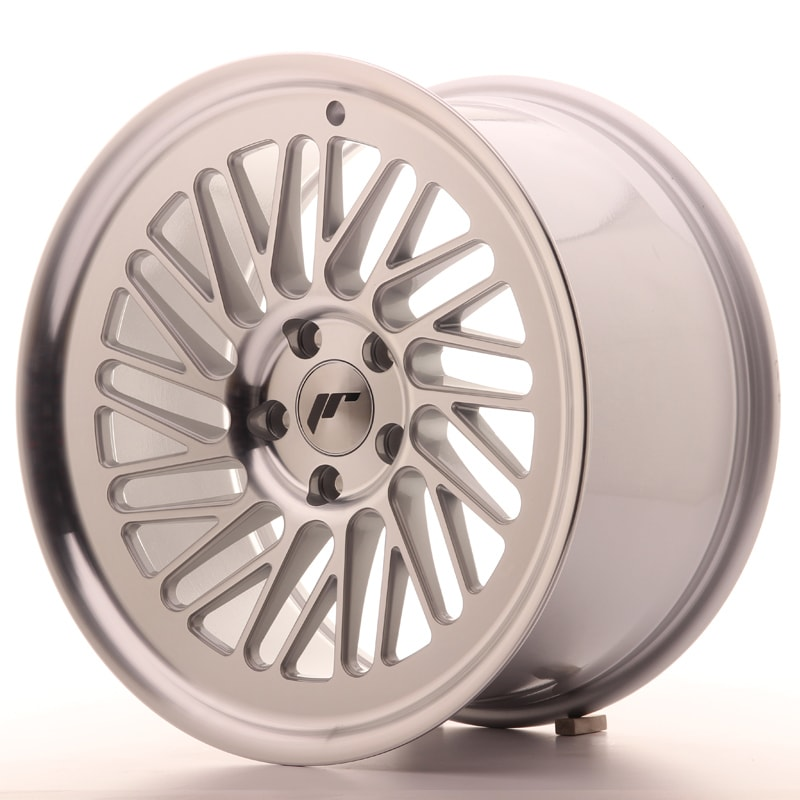 Complete wheel set of  JR27 Silver
