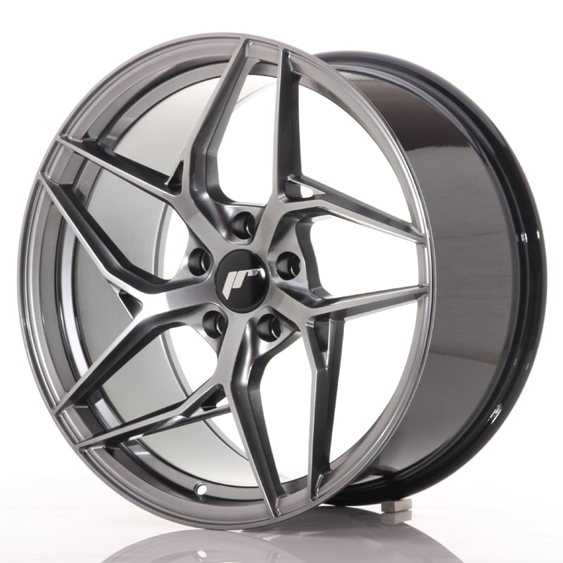Complete wheel set of  JR35 Hyperblack