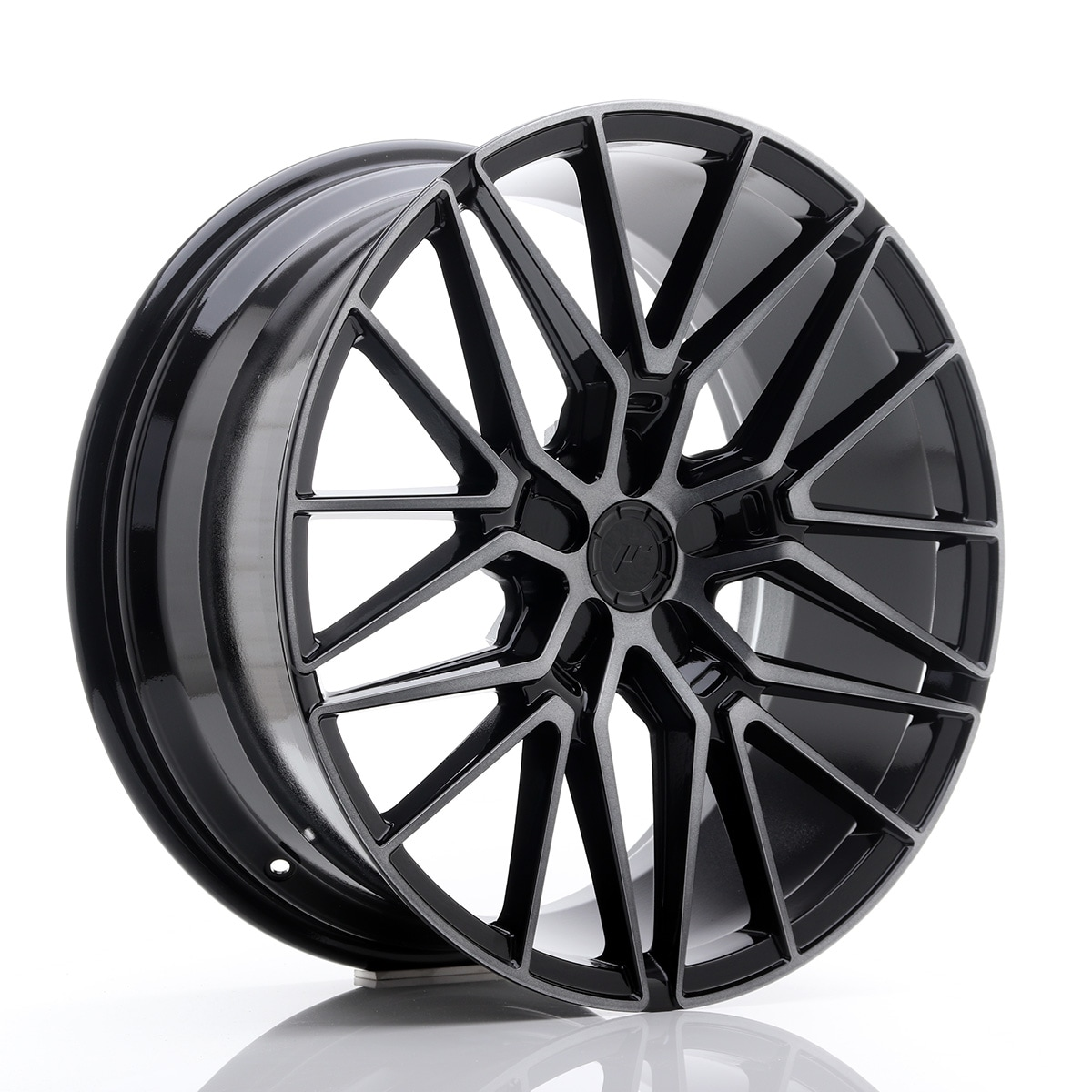 Japan Racing JR38 Black Brushed Tinted