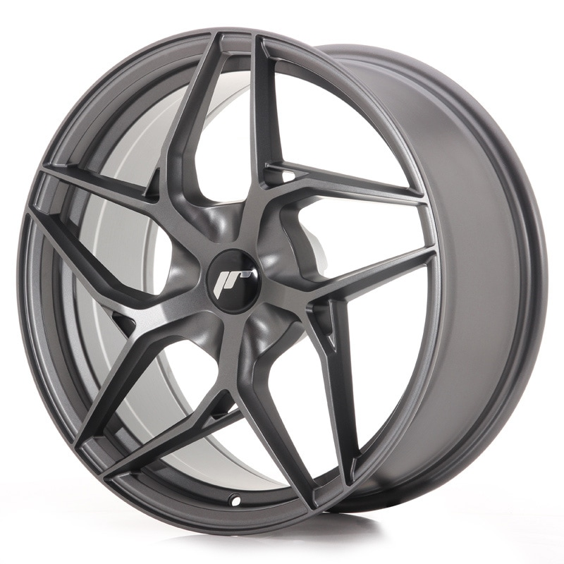 Complete wheel set of  JR35 Gunmetal