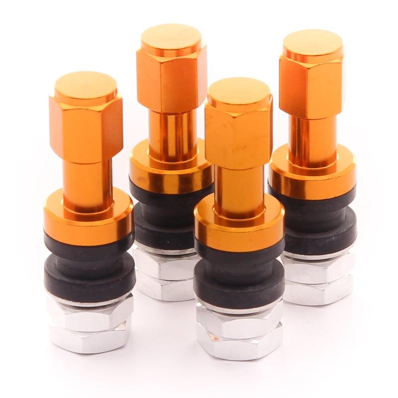 Orangeaguld Luftventil