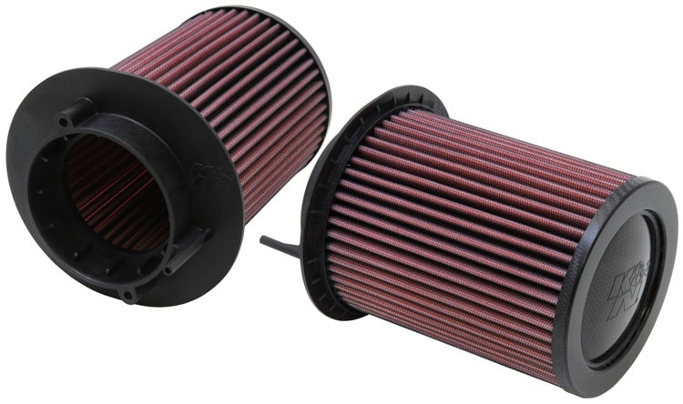 K&N Performance Air Filter - Audi R8 4,2L V8