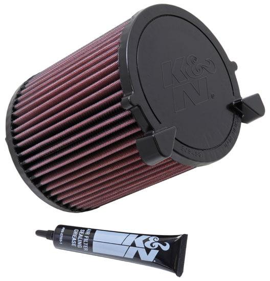 K&N Insatsfilter - Audi A3