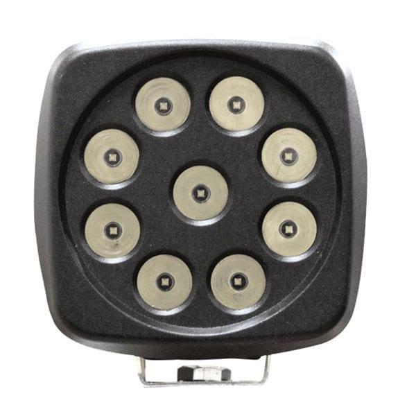 LED Arbetslampa 27W DT kontakt
