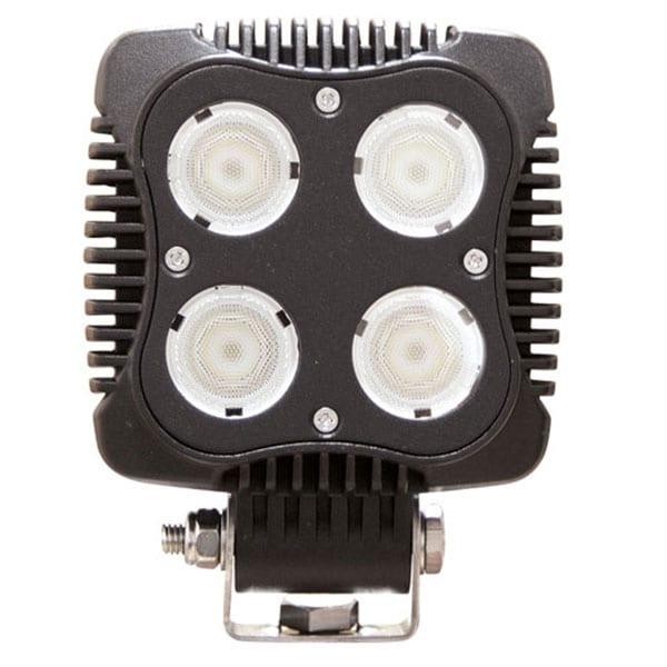 LED Arbetslampa 40W DT kontakt