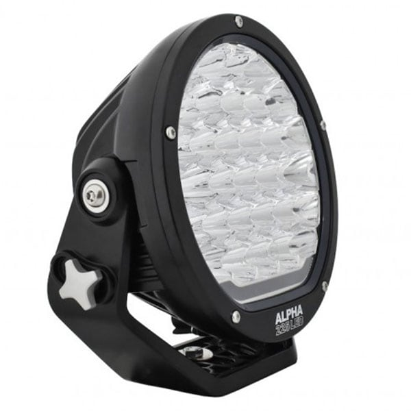 "Extraljus Alpha 225 9"" LED - NBB"