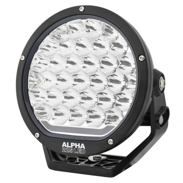 NBB Alpha 225 Full LED positionsljus