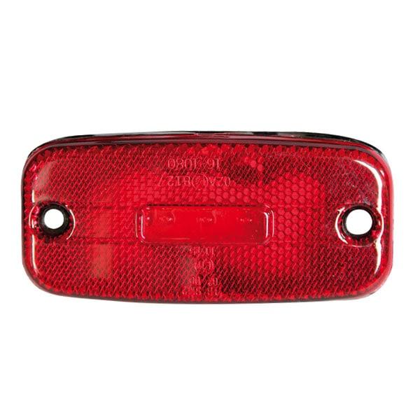 LED KZ Positionsljus rött 24V