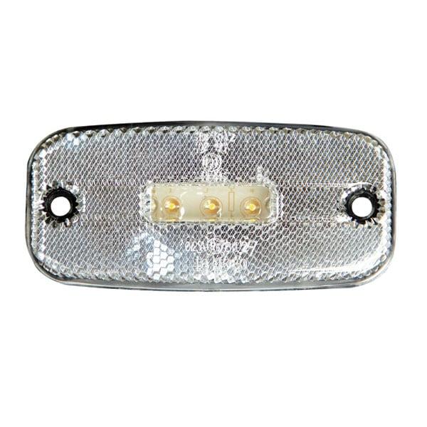 LED KZ Positionsljus vitt 24V