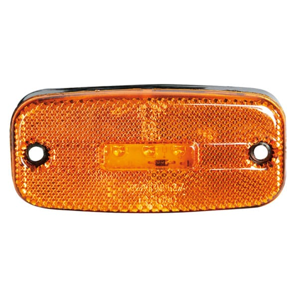 LED KZ Sidomarkering orange 24V