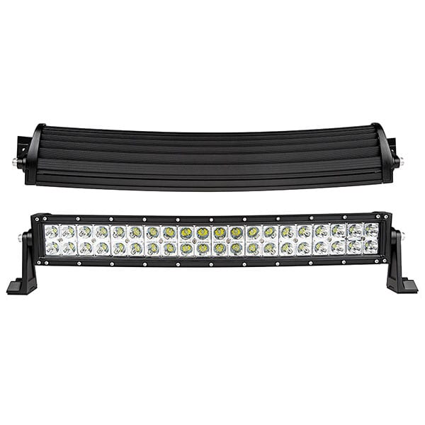 LED-ramp Curved 120W