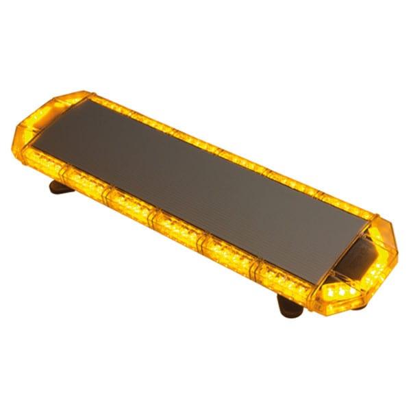 LED warning light bar Orange