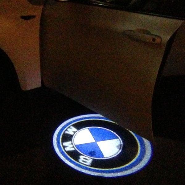 Modellanpassad BMW Logo