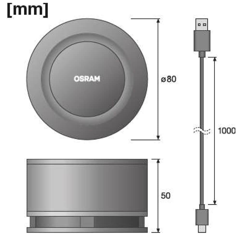 Osram Air Zing Mini Luftrenare
