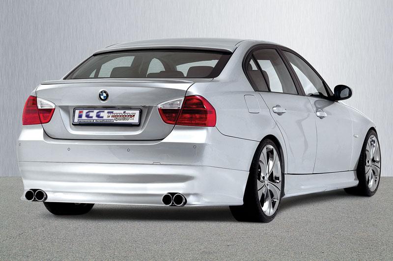 Rearskirt BMW E90 Limo