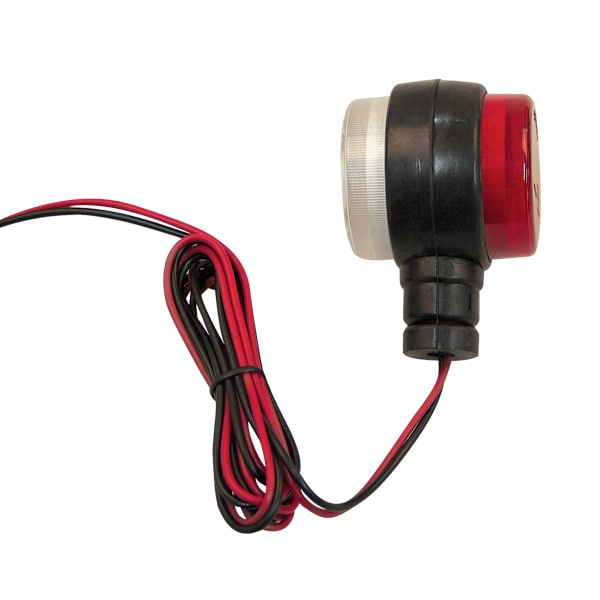 LED utbytes enhet för pejlstång