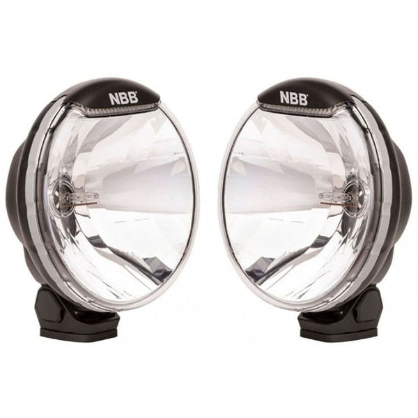 NBB Alpha 225 HID Fjärr LED positionsljus