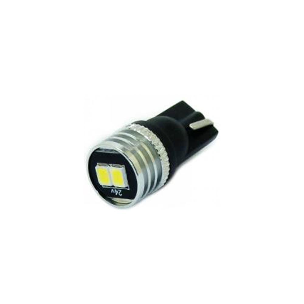 Lampor T10(W5W) Röd LED