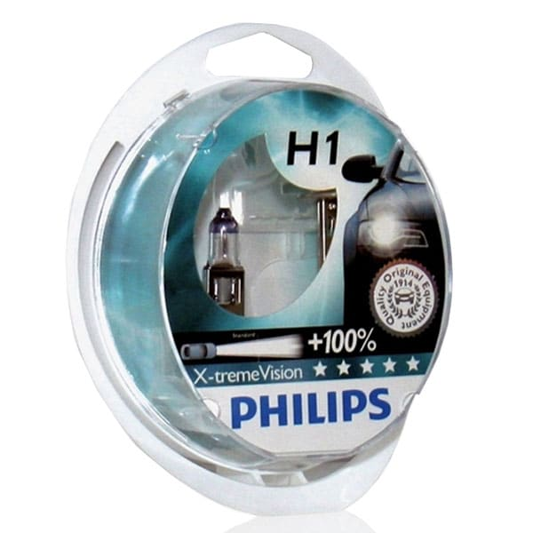 H1 Philips Xtreme Vision