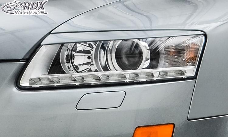 Eye lids Audi A6 4F Facelift