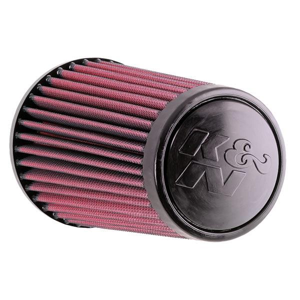 K&N Sport Air filter Universal Rubber top