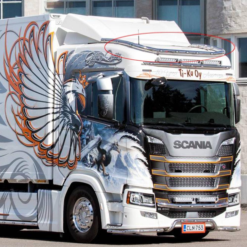 Takbåge passande Scania 2017-> Normal hytt