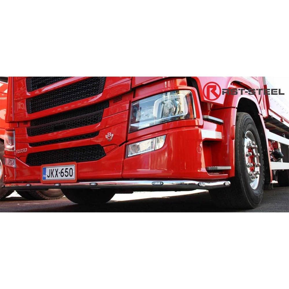 Frontrör passande Scania 2017->