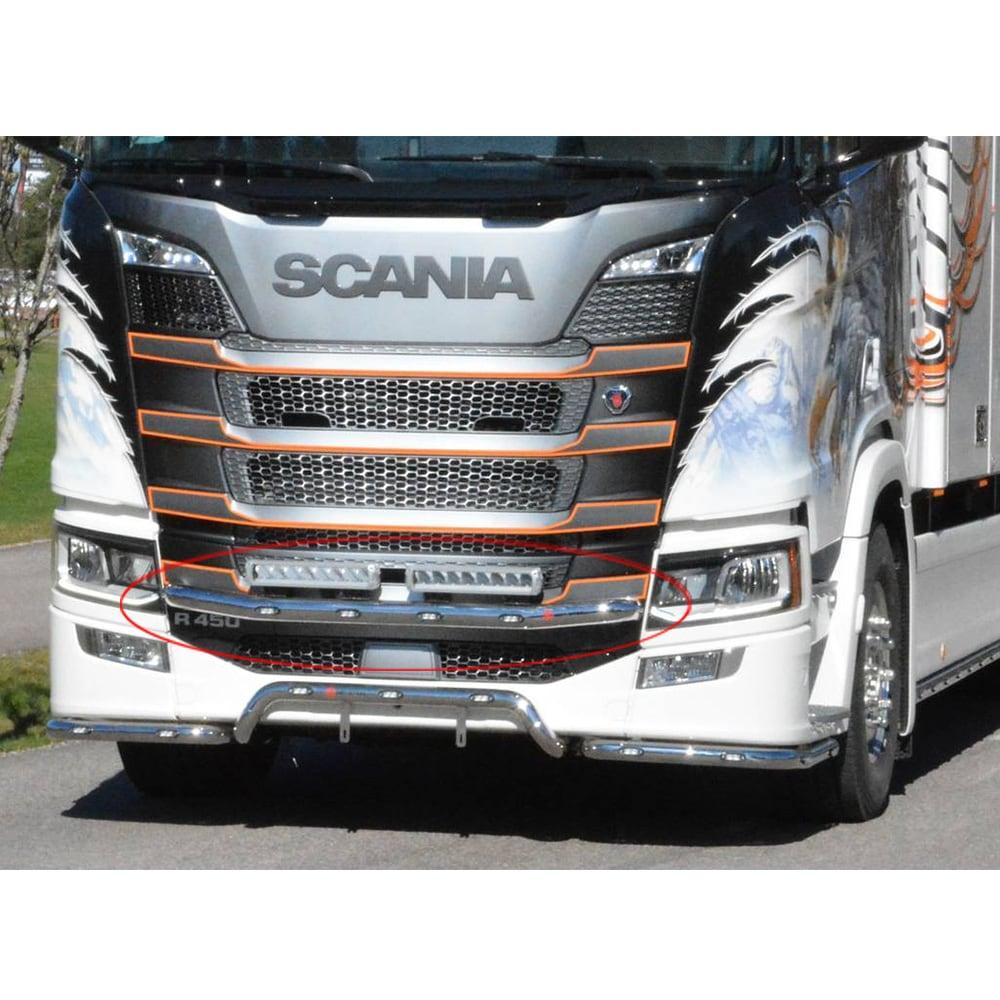 Frontbåge liten passande Scania 2017->