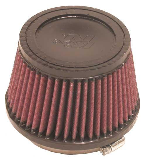 K&N Universal sportluftfilter 4´ (102mm)