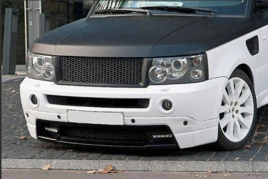 Front spoiler Range Rover Sport