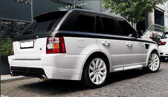 Rear spoiler  Range Rover Sport