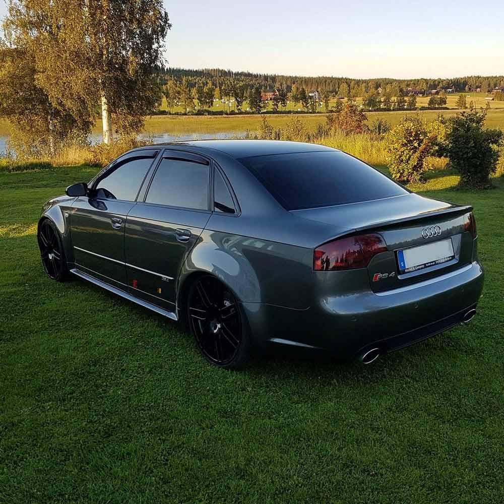 Vindavvisare Audi A4 8E/B6/B7 Sedan