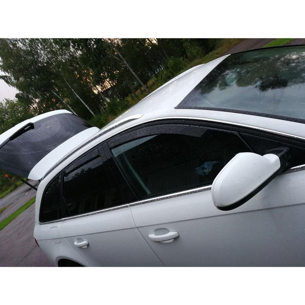 Vindavvisare Audi A4 Avant B8 09-15
