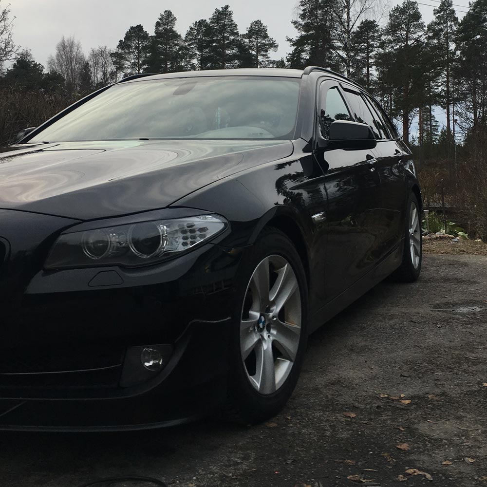 Vindavvisare BMW 5 serie F11