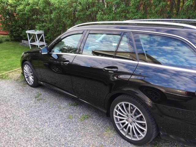 Vindavvisare Mercedes W212 09- KOMBI