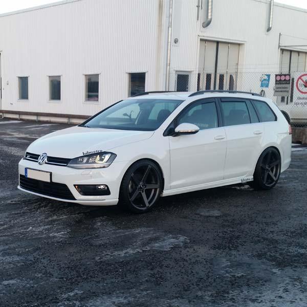 Vindavvisare VW Golf 7 Variant