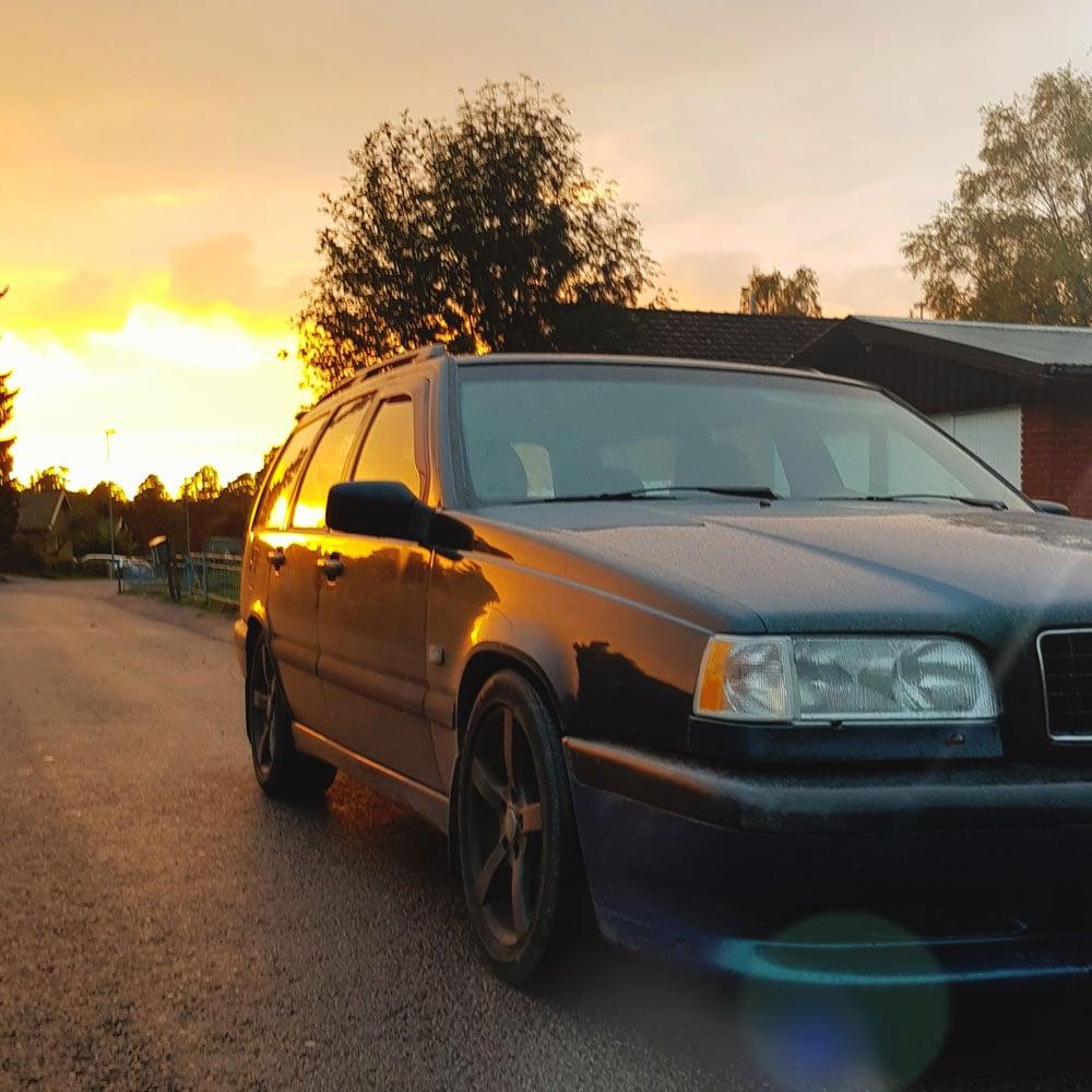Vindavvisare Volvo 850/855/S70/V70