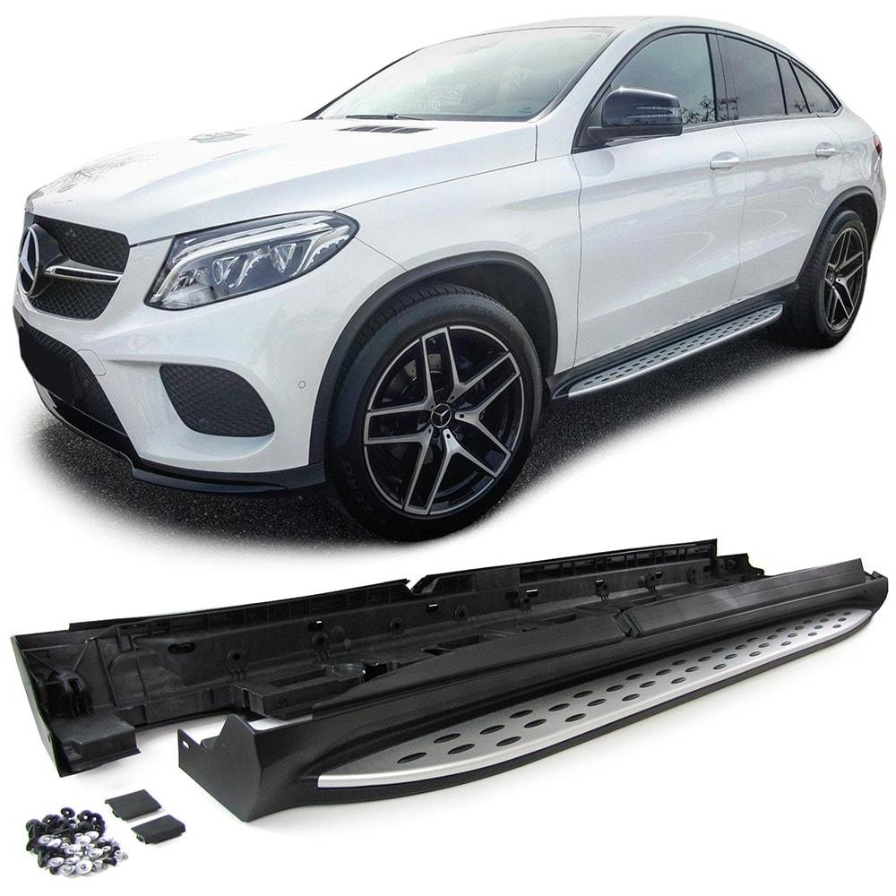 Sidesteps Mercedes GLE Coupe