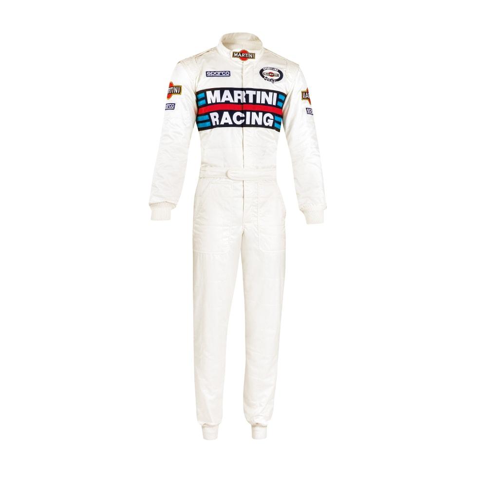 Sparco Martini Racing Competition+ R554 Racingoverall
