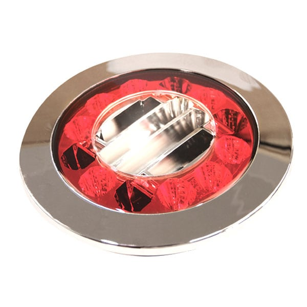 LED baklampa Bak / Broms / Blinkers 10-30V