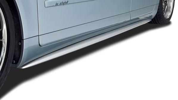 Side skirts Audi A4 8E & B7