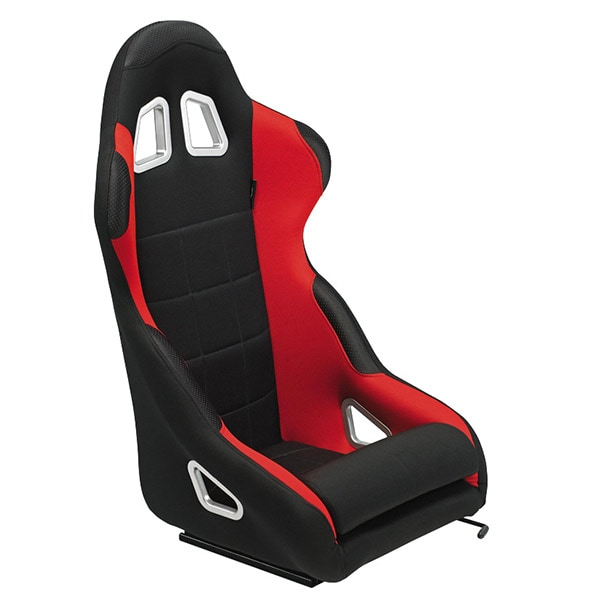 Sports car seat chair K5 Black/Red