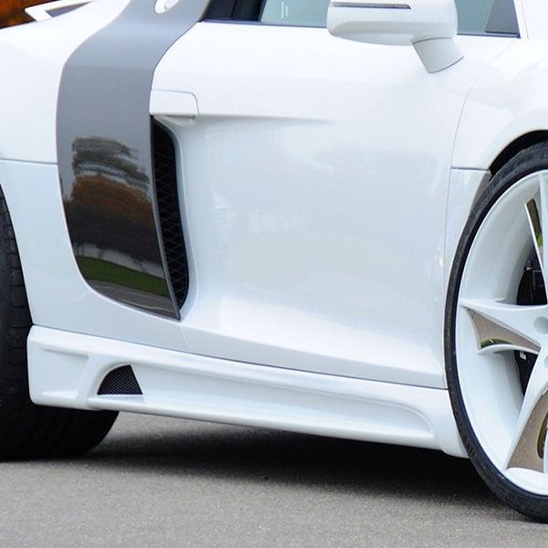 Side skirts Audi R8
