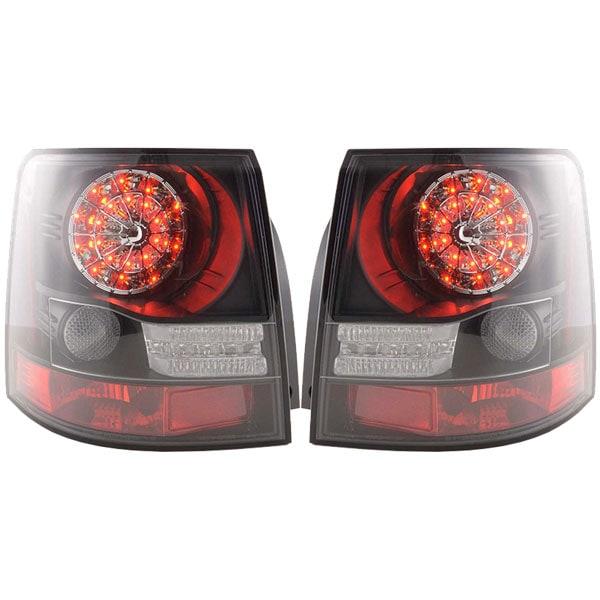 LED Tail lights Black Range Rover Sport