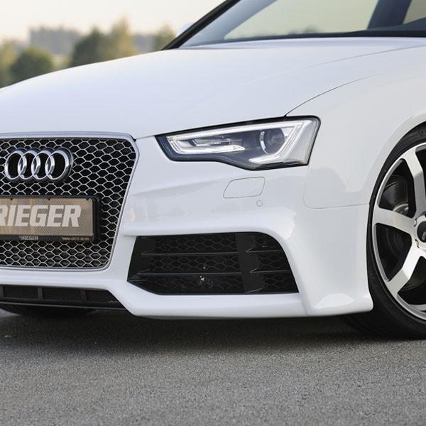 Air-intake Rieger bumper