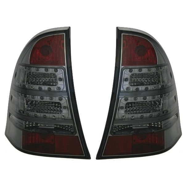 Led Baklampor Smoke Mercedes W203 Kombi