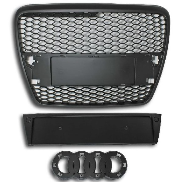 Styling grill Honeycomb grill Audi A6